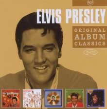 Elvis Presley (1935-1977): Original Album Classics, 5 CDs