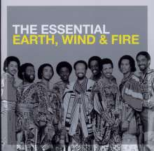 Earth, Wind & Fire: The Essential, 2 CDs