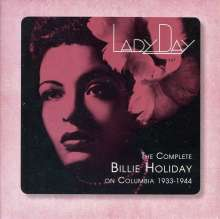 Billie Holiday (1915-1959): Lady Day: The Complete Billie Holiday On Columbia 1933 - 1944, 10 CDs