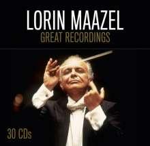 The Lorin Maazel Edition, 30 CDs
