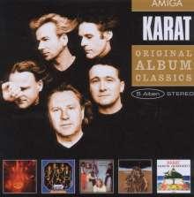 Karat: Original Album Classics, 5 CDs