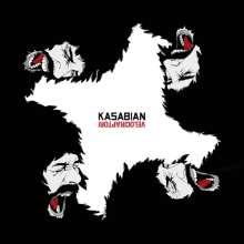 Kasabian: Velociraptor!, CD