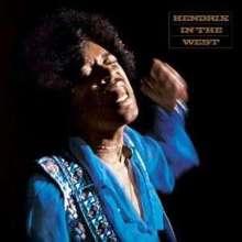 Jimi Hendrix: Hendrix In The West (180g), 2 LPs