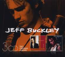 Jeff Buckley: Sketches for My Sweetheart The Drunk / Grace, 3 CDs
