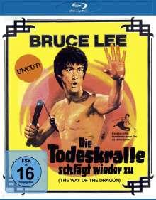 Bruce Lee: Die Todeskralle schlägt wieder zu (Blu-ray), Blu-ray Disc