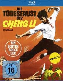 Bruce Lee: Die Todesfaust des Cheng Li (Blu-ray), Blu-ray Disc
