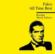 Falco: All Time Best: Reclam Musik Edition, CD