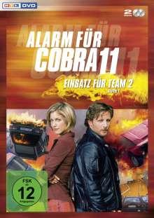 Alarm für Cobra 11 - Einsatz für Team 2 Staffel 1, 2 DVDs