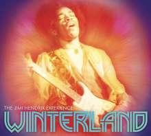Jimi Hendrix: Winterland (Live), CD