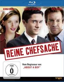 Reine Chefsache (Blu-ray), Blu-ray Disc