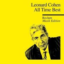Leonard Cohen (1934-2016): All Time Best: Reclam Musik Edition, CD