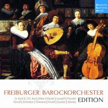 Freiburger Barockorchester-Edition, 10 CDs
