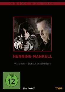 Henning Mankell: Wallander - Dunkle Geheimnisse, DVD