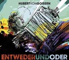 Hubert von Goisern: Entwederundoder, CD