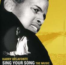 Harry Belafonte: Filmmusik: Sing Your Song: The Music, CD