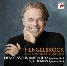 Thomas Hengelbrock dirigiert das NDR Sinfonieorchester, CD
