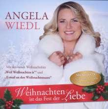 Angela Wiedl: Weihnachsten ist das Fest der Liebe, 2 CDs