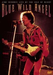Jimi Hendrix: Blue Wild Angel: Jimi Hendrix Live At The Isle Of Wight, DVD
