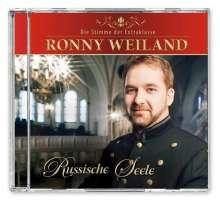 Ronny Weiland: Russische Seele, CD