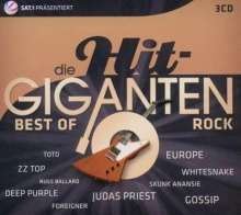 Die Hit Giganten: Best Of Rock, 3 CDs