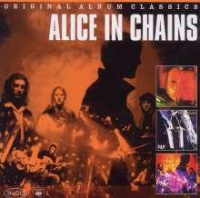 Alice In Chains: Original Album Classics, 3 CDs