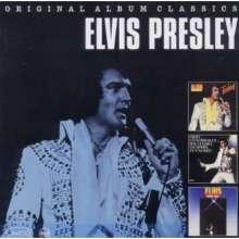 Elvis Presley (1935-1977): Original Album Classics, 3 CDs