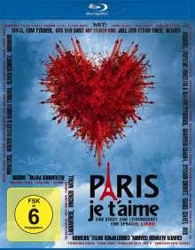 Paris je t'aime (Blu-ray), Blu-ray Disc