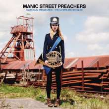 Manic Street Preachers: National Treasures: The Complete Singles, 2 CDs