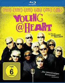 Young @ Heart (Blu-ray), Blu-ray Disc
