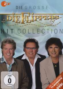 Flippers: Die große Flippers Hit Collection, DVD