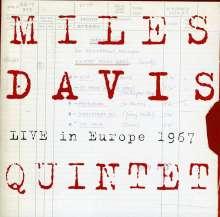 Miles Davis (1926-1991): Bootleg: Live In Europe 1967 Vol.1, CD
