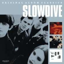 Slowdive: Original Album Classics, 3 CDs