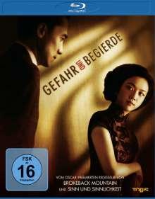 Gefahr und Begierde (Blu-ray), Blu-ray Disc