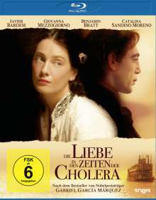Die Liebe in Zeiten der Cholera (Blu-ray), Blu-ray Disc