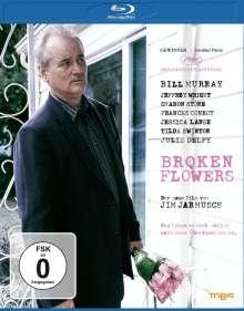 Broken Flowers (Blu-ray), Blu-ray Disc