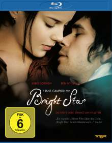 Bright Star (Blu-ray), Blu-ray Disc