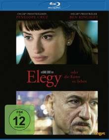 Elegy oder die Kunst zu lieben (Blu-ray), Blu-ray Disc