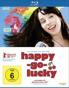 Happy-Go-Lucky (Blu-ray), Blu-ray Disc