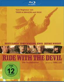 Ride With The Devil (Blu-ray), Blu-ray Disc