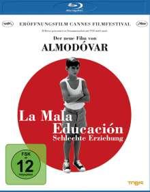 La Mala Educacion (Blu-ray), Blu-ray Disc