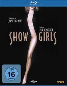 Showgirls (Blu-ray), Blu-ray Disc