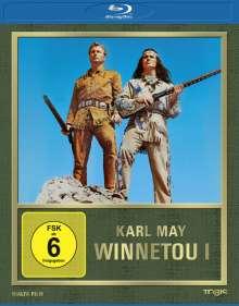 Winnetou I (Blu-ray), Blu-ray Disc