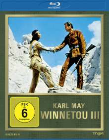 Winnetou III (Blu-ray), Blu-ray Disc