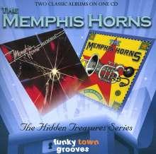 The Memphis Horns: High On Music/Get Up & Dance, CD
