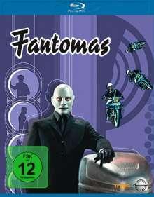 Fantomas (Blu-ray), Blu-ray Disc