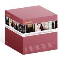 Die besten guten Klassik CDs Vol.1 (KulturSpiegel), 16 CDs