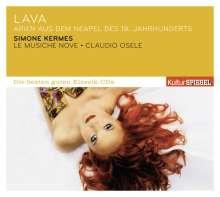 Simone Kermes - Lava, CD