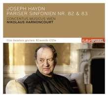 Joseph Haydn (1732-1809): Symphonien Nr.82 & 83, CD
