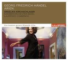 Angelika Kirchschlager - Händel Arien, CD