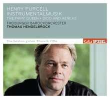 Henry Purcell (1659-1695): Musik für das Theater, CD